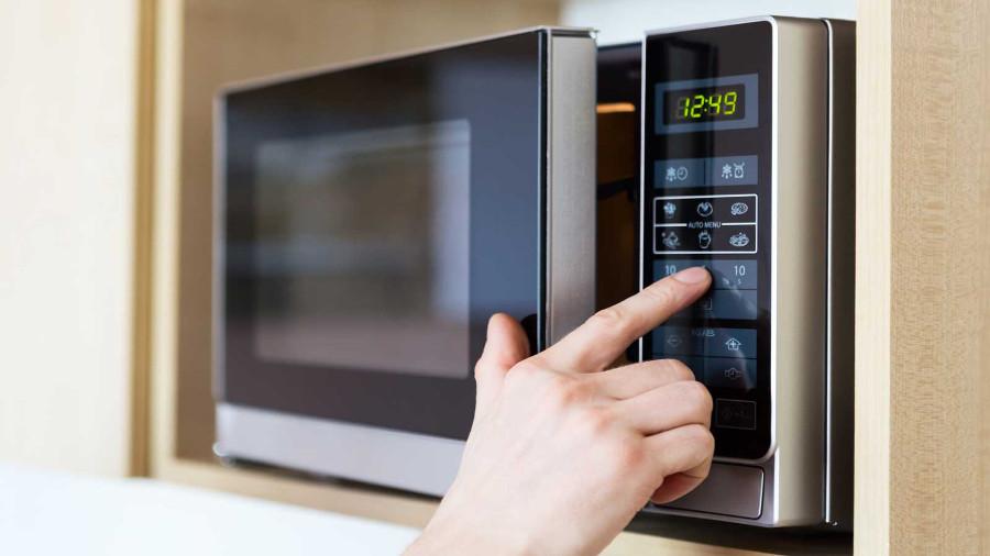 Credenza Per Microonde : Microonde: tanti trucchi per una cucina buona e sana! sana