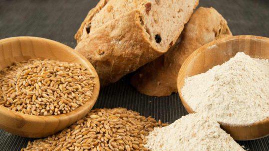 pane e farina di tritordeum