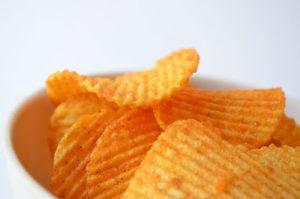 le patatine fritte possono contenere alte cocentrazioni di acrilammide