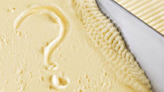 la margarina è ricca di grassi idrogenati e trans