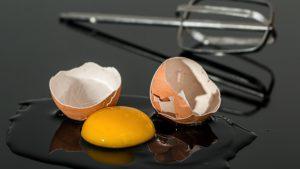 le uova sono un'ottima fonte di proteine
