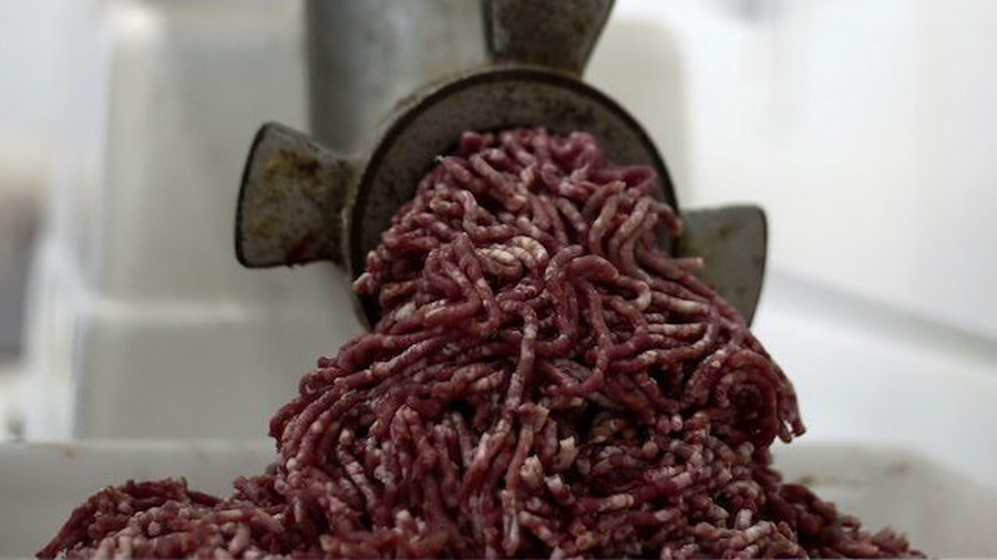 carne rossa macinata