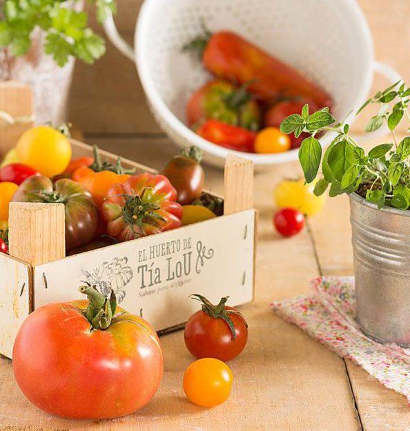 Pomodori ricchi di licopene, potente antiossidante diretto
