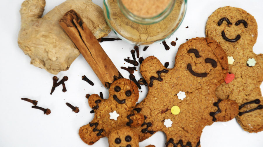 ricetta dei gingerbread