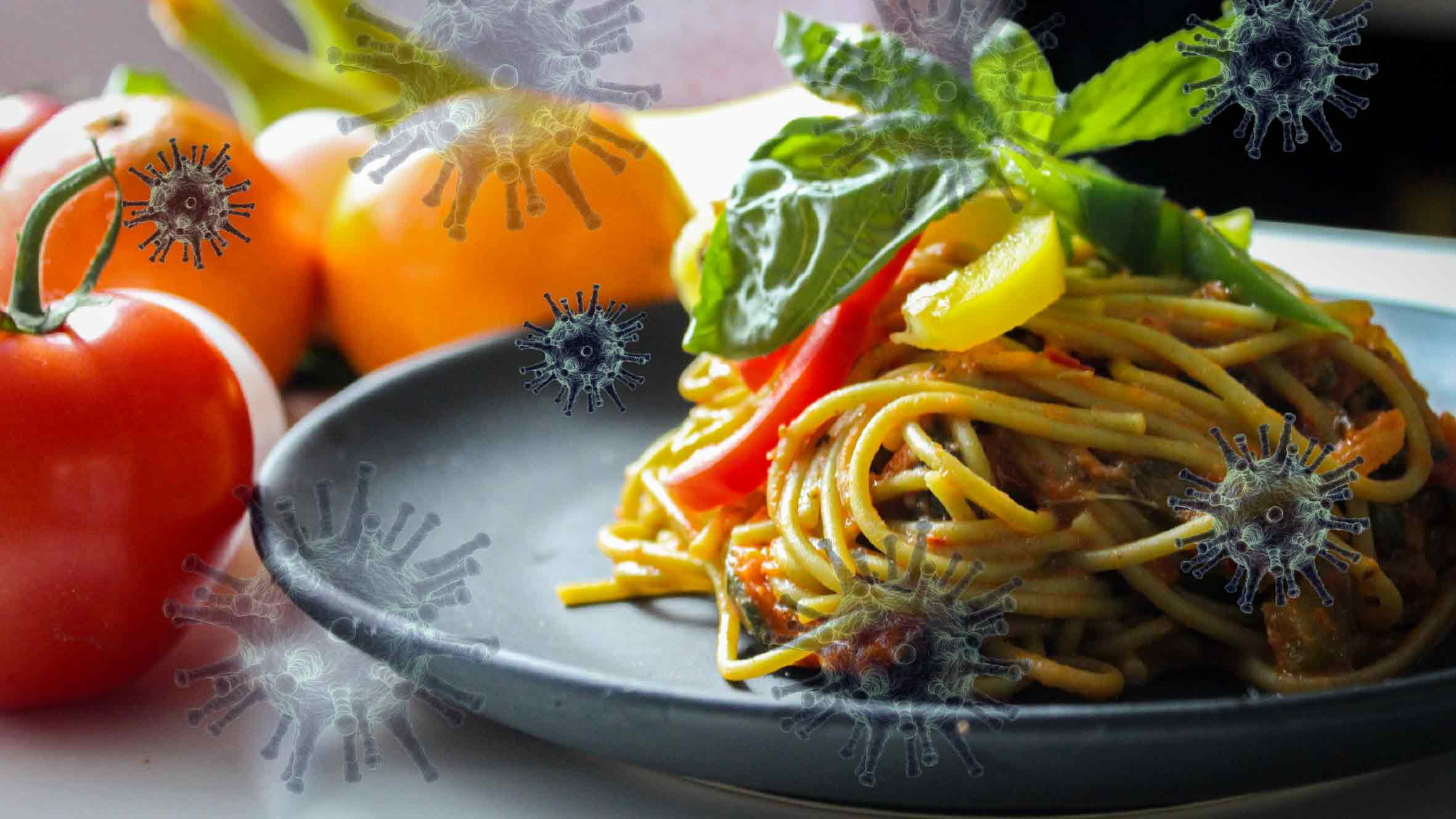 coronavirus cibo sana cucina italiana